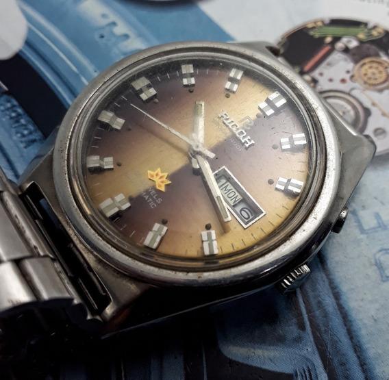 Relógio Ricoh Automático Em Ótimo Estado