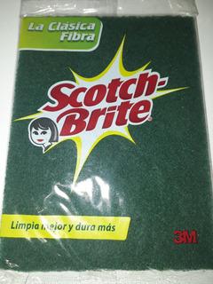 Esponja Scotch-brite® 3m La Clasica Fibra