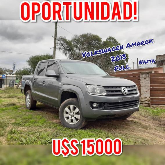 Volkswagen Amarok U$s 15000