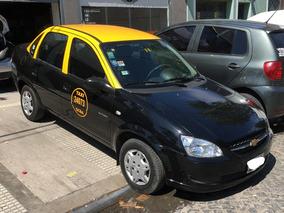 Vendo Licencia De Taxi + Auto Corsa Classic