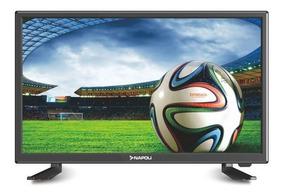 Tv Digital Led 21 Onibus Trailler Caminhão Com Inversor 12v