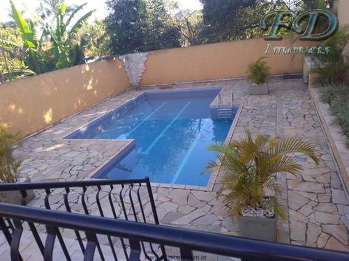 Casas Em Condomínio À Venda  Em Atibaia/sp - Compre O Seu Casas Em Condomínio Aqui! - 1422432