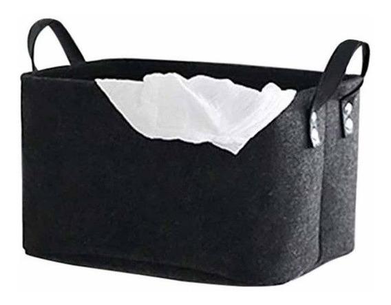 Canastos Cesto Organizador Ropa Juguetes Libro Baño Trendy