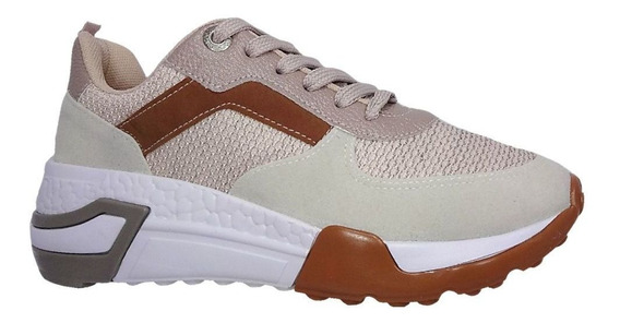 Tênis Sneaker Vizzano Detalhe Glitter 012515