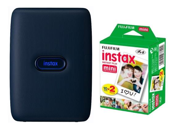 Instax Mini Link Impressora Instantânea + Filme 20