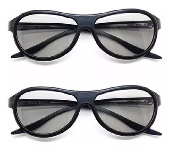 4 Óculos Cinema 3d Lg Ag-f310