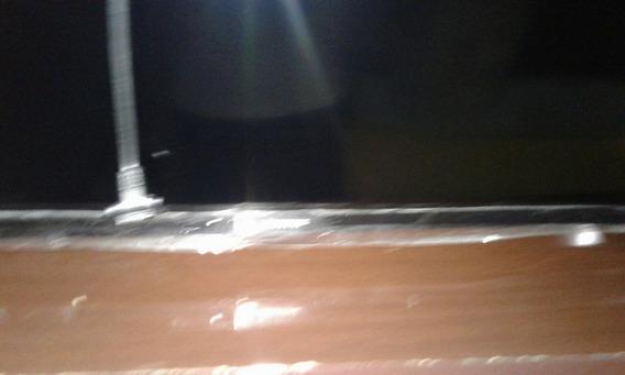 Tv Samsung 40 Pol. Tela Quebrada