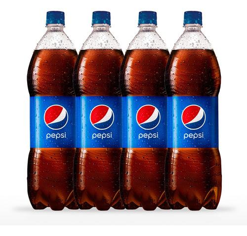 Pepsi De Botella De 2lts. Pack De 4 Unidades.
