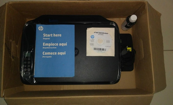 Impressora Hp Bulk Wireless 416