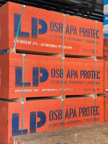 Imagen 1 de 1 de Osb 11,1mm Lp Apa