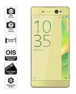 Sony Xperia Xa Ultra Original 3 Gb Ram 16 Gb Lima Gold