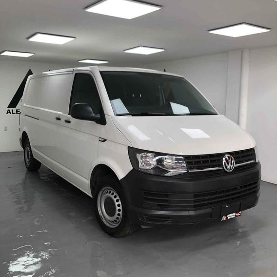Volkswagen Transporter 2018 5p Cargo L4/2.0/tdi Man A/a