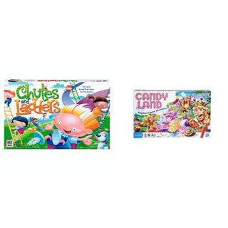 Hasbro Chutes Y Escaleras Tierra De Caramelo
