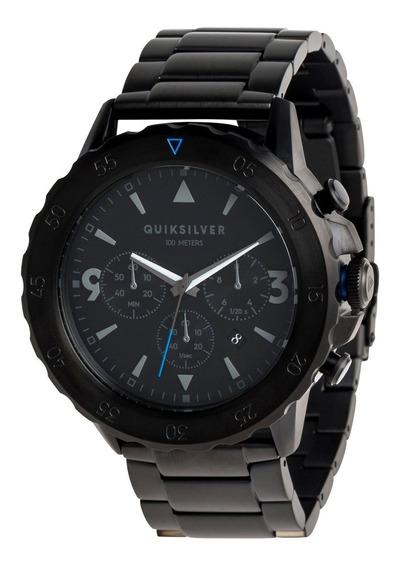 Relógio Quiksilver B-52 Chrono Metal - Cut Wave