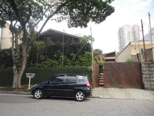 Imagem 1 de 4 de Terreno À Venda - 752 M² - Valparaíso - Santo André - Sp - 23004