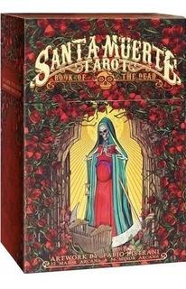 Libro De Los Muertos Tarot Santa Muerte Entrego Ya