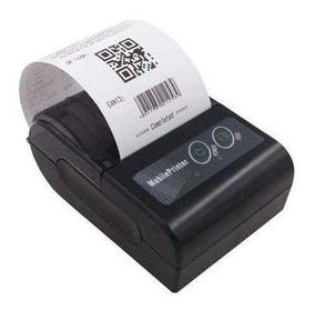 Impressora Térmica Bluetooth Lt668 Lotus 58mm