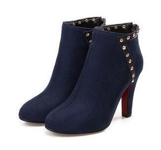 Ankle Boot Feminina Fanyuan 63650 Importado