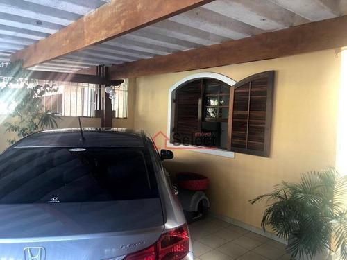 Imagem 1 de 7 de Casa Com 2 Dormitórios À Venda, 110 M² Por R$ 600.000,00 - Jardim D Abril - Osasco/sp - Ca0089