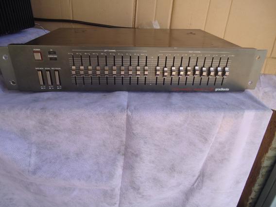 Equalizador Gradiente Modelo E2 C/ Alças Adaptadas.
