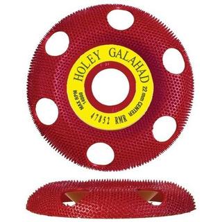 Holey Galahad Ver A Través Del Disco Redondo, Medio