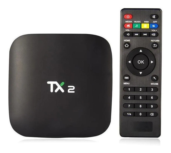 4k Uhd + Bluetooh Tx2 Converter Smart Tv