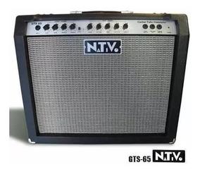 Amplificador Nativo Gts 65 Para Guitarra 65 W