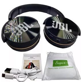 Jbl Fone De Ouvido Jb950 Bluetooth Sem Fio Entrada P/ Cartão
