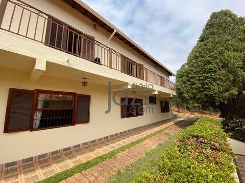 Chácara Com 9 Dormitórios À Venda, 6900 M² Por R$ 1.200.000 - Encosta Do Sol - Itatiba/sp - Ch0470