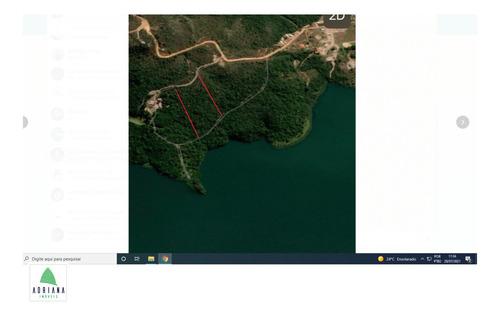 Imagem 1 de 8 de Venda Chacara 20.000 M² Frente Lago Corumba Iv - 6132