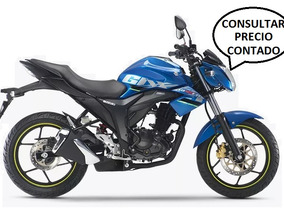 Suzuki Gixxer 150 0km 12 De $4.611 Consultar Promo Contado