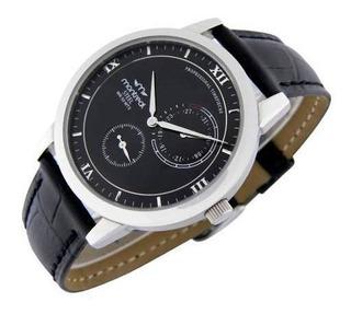 Reloj Montreal Hombre Acero Ml304 T. Oficial Envío Gratis