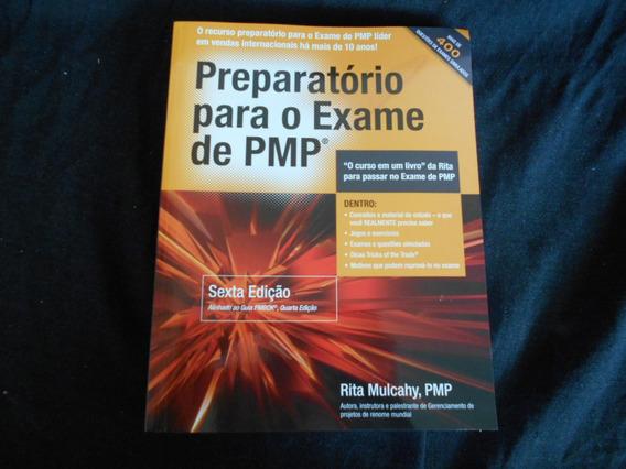 Rita Mulcahy - Preparatório Para O Exame De Pmp - 6 ª Edição
