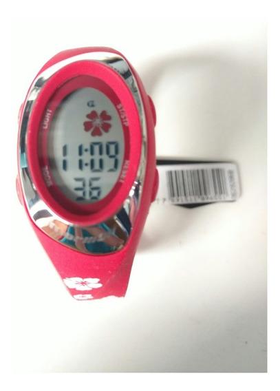 Relógio Mormaii Ls09/ Display Positivo