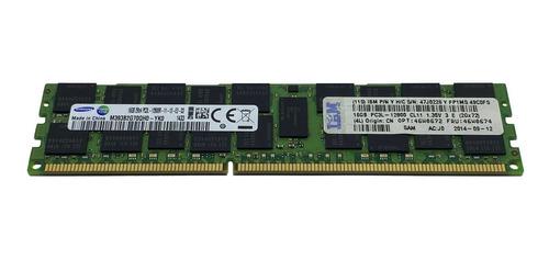 Kit 64gb Pc3l-12800r Ibm System X3300 X3500 X3530 X3550 M4