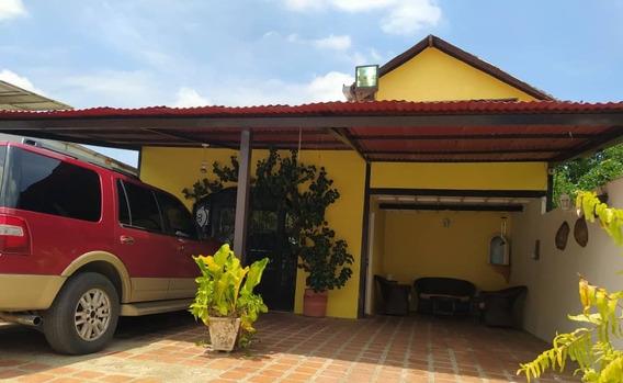 Venta Casa En Ojo De Agua 04267321953
