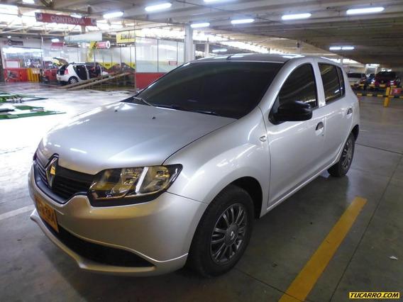 Renault Sandero Hatck Bach