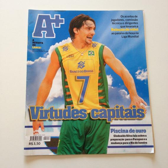 Revista A+ Virtudes Capitais Giba Clodoaldo Silva C166