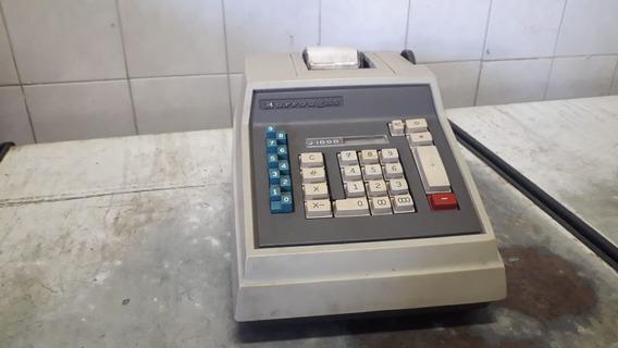 Calculadora Antiga Burroughs