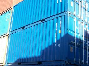 Contenedores Maritimos 40 Containers Nacionalizados