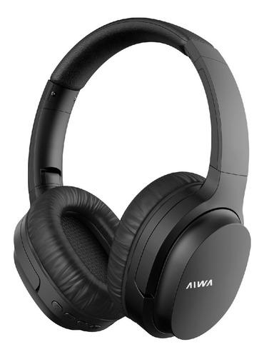 Auricular Bluetooth Aiwa Plegable Ava-bt301 Mic