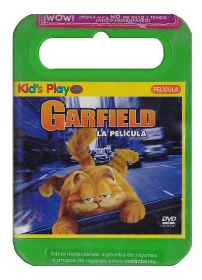 Garfield 1 Uno Adrian Uribe Edicion Kids Play Pelicula Dvd