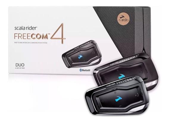 Intercomunicador Cardo Scala Rider Freecom 4 Duo