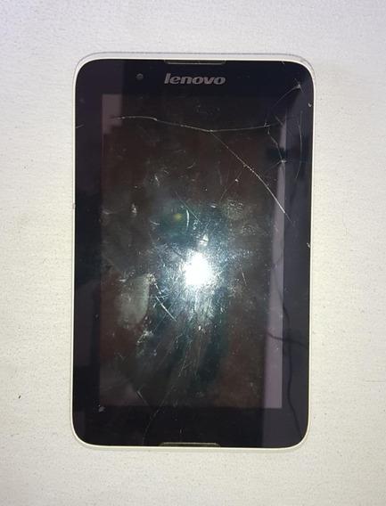Tablet Lenovo A3300gv Sucata Ref: R183 Pra Aproveitar Peça