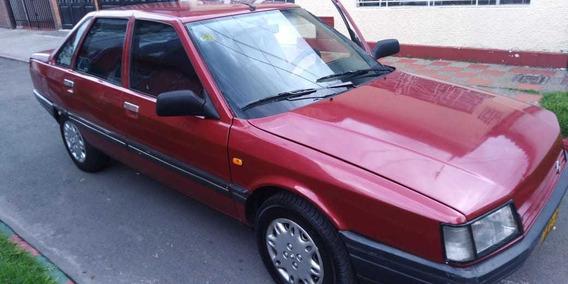 Renault 21 Rx Rojo
