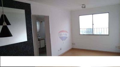 Apartamento Residencial À Venda, Vila Irmãos Arnoni, São Paulo. - Ap0434