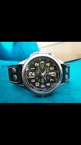 Relógio Hamilton Harrison Ford Gmt Novinho Completo Com Tudo