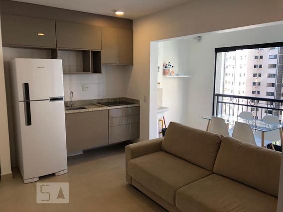 Apartamento Para Aluguel - Portal Do Morumbi, 1 Quarto, 38 - 893064019