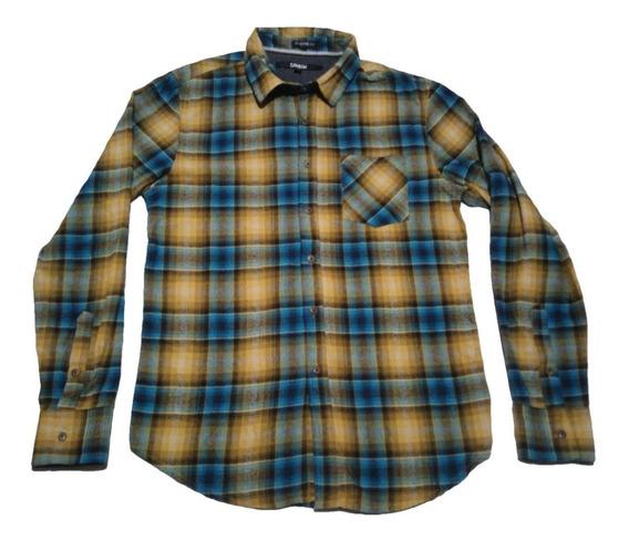 Camisa Carbon Talle M