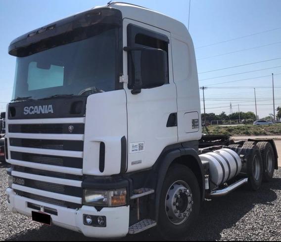 Scania R420 6x2 2006 2006